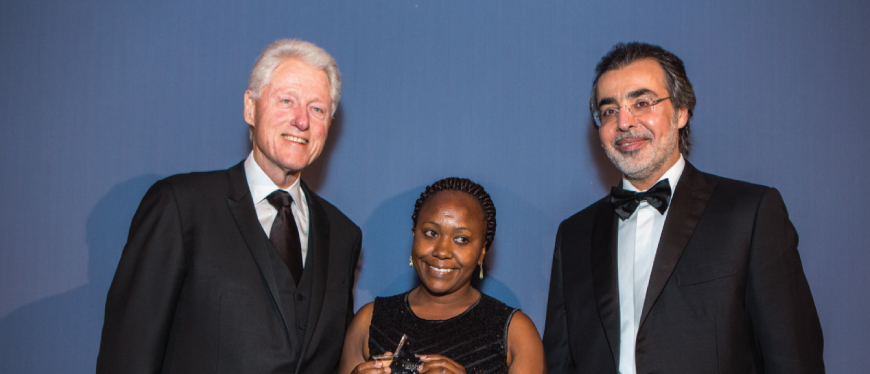 UGANDAN CHARITY WINS GLOBAL SANITATION AWARD